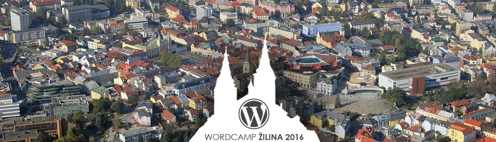 WordCamp Žilina 2016